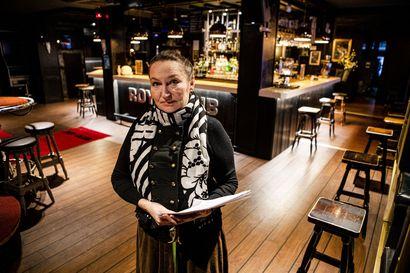 """""""Järjetön suositus"""", sanoo Roy Clubin Eila Henttunen – leviläinen ravintoloitsija laittaisi yökerhon ovet säppiin heti"""