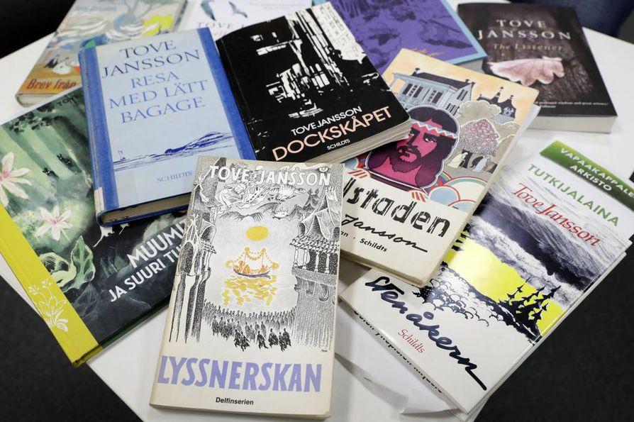 Tove Jansson kirjoitti kypsällä iällä 11 kirjan tuotannon, joka on jäänyt vähälle huomiolle korkeasta tasostaan huolimatta.
