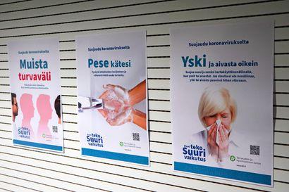 THL: Suomessa 419 uutta koronatartuntaa, Pohjois-Pohjanmaalla yhdeksän tuoretta tapausta – tartuntoja Oulun lisäksi neljään kuntaan, joista Siikajoella kaksi ja Siikalatvalla yksi
