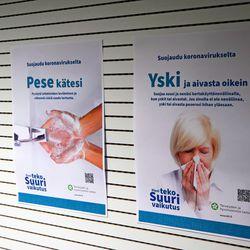 THL: Suomessa 350 uutta koronatartuntaa, Ouluun tilastoitiin 13 tapausta – myös muihin Pohjois-Pohjanmaan kuntiin tartuntoja