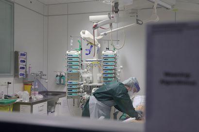 Lääkärit joutuvat valitsemaan, kuka saa tehohoitoa – Saksissa itäisessä Saksassa teho-osastot täyttyivät koronapotilaista