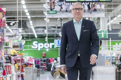 Osuuskauppa Arinan toimitusjohtaja Veli-Matti Puutio jää eläkkeelle ensi vuoden lopulla – Arina käynnisti seuraajahaun jo nyt