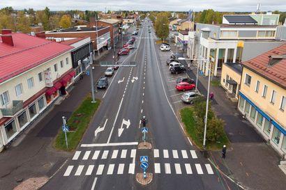 Tieremontti alkaa Kuusamon keskustassa – Neljäntienristeykseen väliaikainen sulku