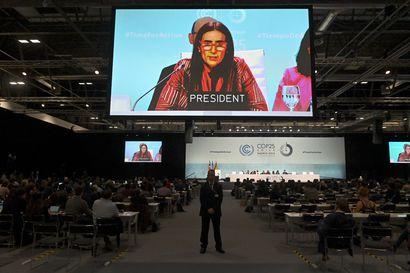 Madridin ilmastokokous päättyi viimein laihaan kompromissiin – WWF:n mukaan kokous oli katastrofi, jossa suuret saastuttajamaat tyrmäsivät kansalaisten ilmastohuolen