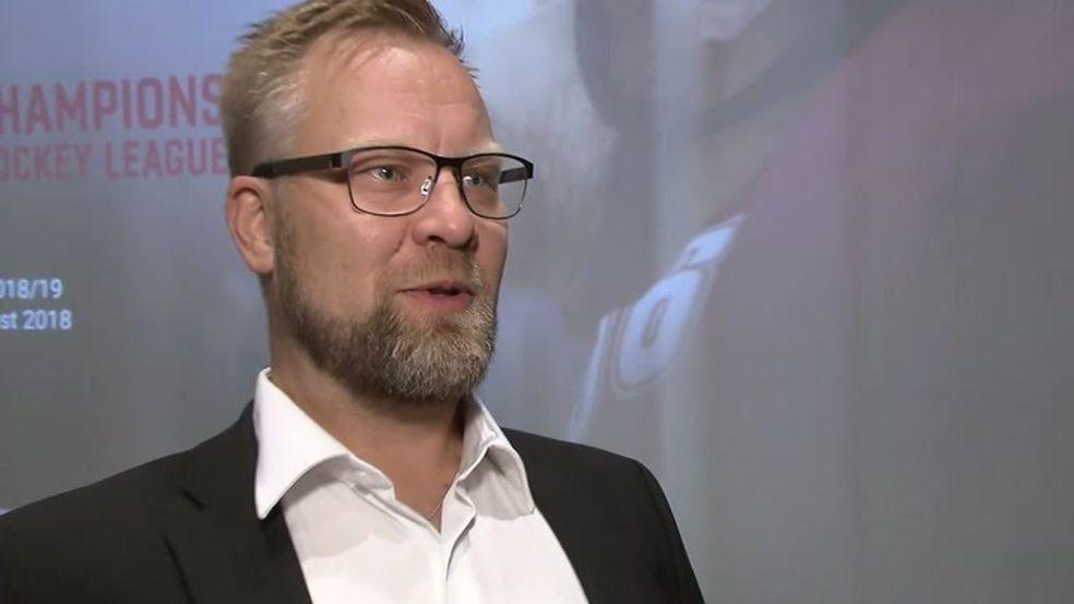 Mikko Manner: Nykyään CHL:ään päästään urheilullisella menestyksellä, toisin kuin ennen | Videot ...