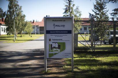 Oulun poliisin muutto Ruskonselkään etenee, poliisi toivoo rahoituspäätöstä jo tänä syksynä