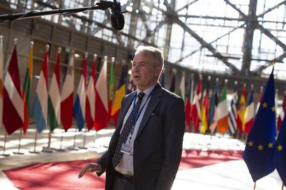 """EU:n ulkoministerit tapasivat ensi kertaa kasvokkain sitten maaliskuun – Haavisto Hongkongin turvallisuuslaista: """"Luovutussopimusta ei enää voida soveltaa"""""""