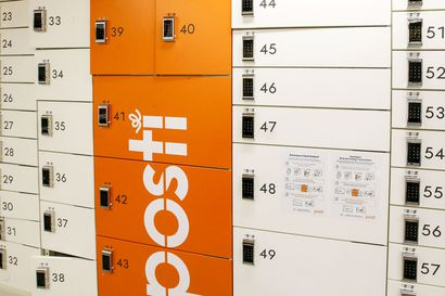 Black Friday täytti pakettiautomaatit – Postipaketin voi joutua noutamaan eri pakettiautomaatista, kuin mihin lähettäjä sen lähetti
