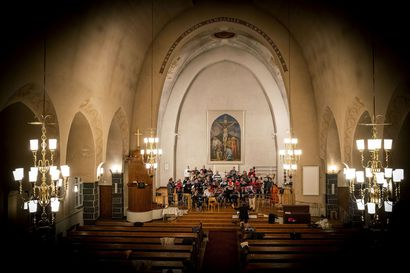 Laulu Joulusta on Kemijärvellä ja Sodankylässä soiva yhteiskonsertti, jonka tekijät ovat lappilaisia säveltäjästä lähtien