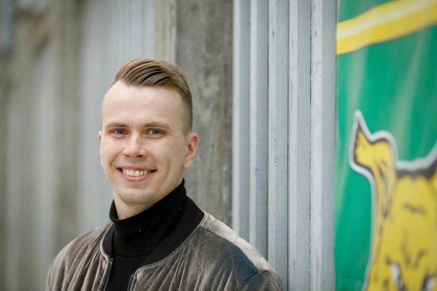 Matias Ojala pelaa tulevilla kausilla FC Interin paidassa.