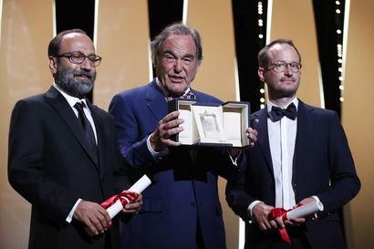 Hytti nro 6 voitti Cannesin elokuvajuhlien toiseksi arvostetuimman Grand Prix -palkinnon – Kultaisen palmun voitti ranskalaiselokuva Titane