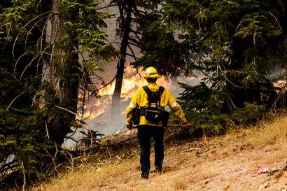 Yhdysvaltojen länsirannikko edelleen tulessa, kuolleita jo liki 20