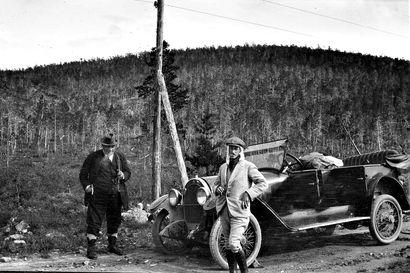 Näin Suomessa lomailtiin 1900-luvun alussa, kun matkailu oli vielä harvojen huvia