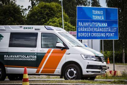 Kyselytutkimus: Yli neljä viidestä kokenut ongelmia – Kansalliset päätökset aiheuttavat turvautumista ja hämmennystä raja-alueilla