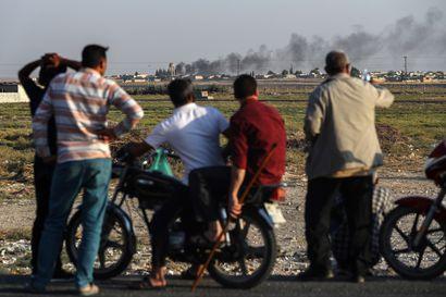 Syyrian armeija menee pohjoiseen kurdien avuksi Turkkia vastaan