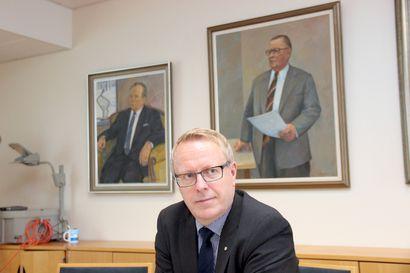 Teuvo Perätalo siirtyy Pudasjärven Osuuspankista Kainuun Osuuspankin uudeksi toimitusjohtajaksi