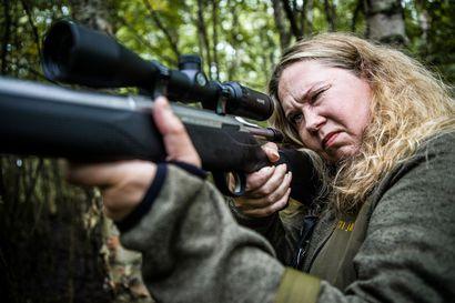 """""""Metsästyksessä saalis ei välttämättä ole edes se tärkein asia"""" – Metsällä näkee yhä enemmän naisia ja nuoria"""