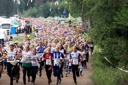 Lapissa alkaa kaikkien aikojen urheiluvuosi - suunnistuksen jättitapahtumat Jukola ja FIN5 kokoavat suurimmat osallistujamäärät