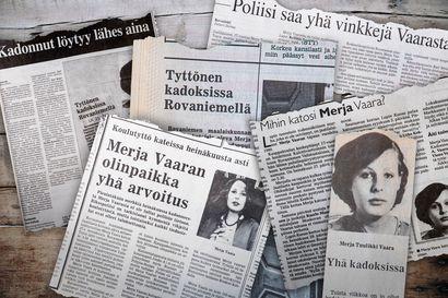 Rovaniemeläinen Merja Vaara lähti työpaikalta kohti kotia, mutta ei päässyt koskaan perille – Mitä 17-vuotiaana kadonneelle nuorelle tapahtui yli neljä vuosikymmentä sitten?