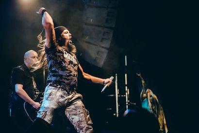 """MaidenFestissä laulajat pääsevät lapsuuden suosikkibändin kimppuun: """"Pöllin levyn isoveljen levyhyllystä ja kuuntelin sitä salaa"""""""