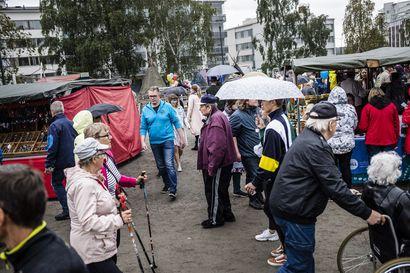 Wanhat Markkinat juhlii ensi vuonna Rovaniemeä, vaikka Rovaniemi ei tue hyvää tekevää talkootapahtumaa