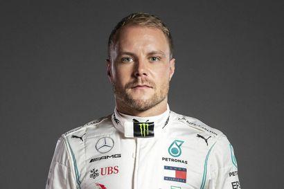 Bottas ajaa tiistaina Silverstonessa – Mercedes testaa vuoden 2018 ajokilla
