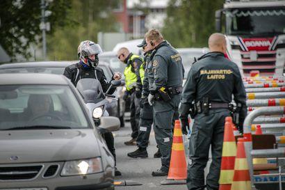Rajavalvonta palautetaan Suomen ja Norjan rajalle – paikalliset rajayhteisöt voivat kulkea Ruotsin ja Norjan rajan yli