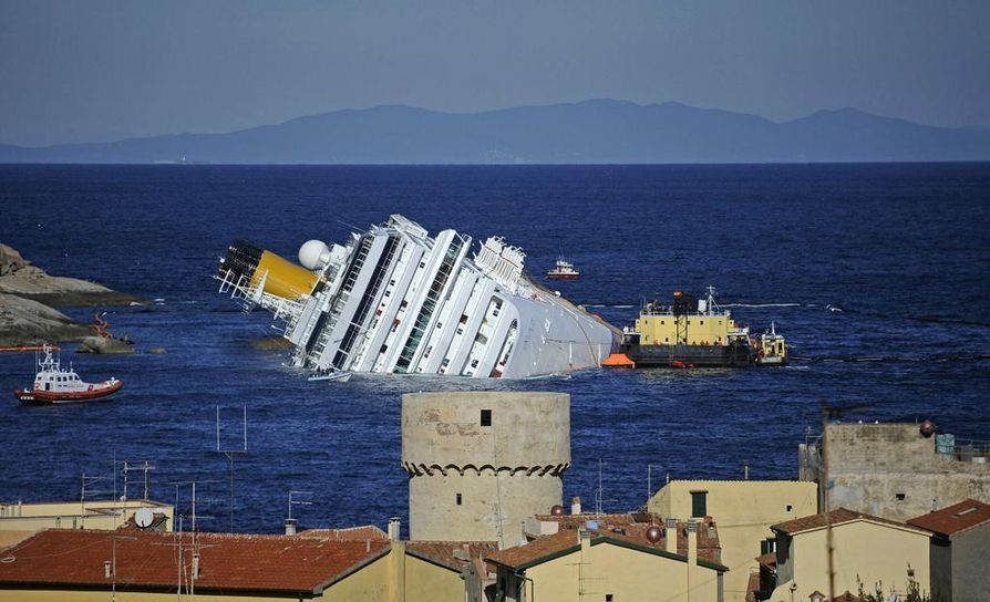 Tammikuussa karille ajaneen Costa Concordian nostamisen arvioidaan kestävän jopa vuoden.
