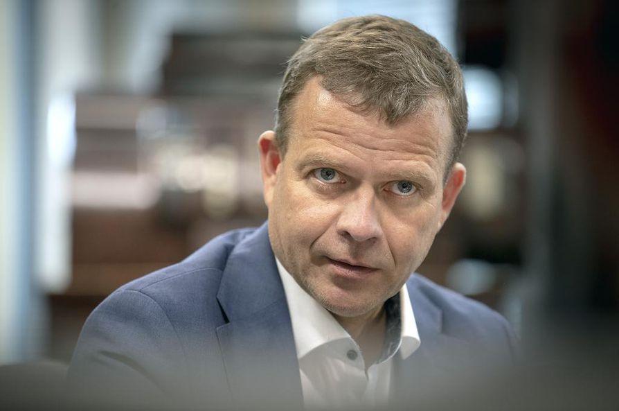 Kokoomuksen puheenjohtaja Petteri Orpo ei usko, että maan nykyisen hallituksen työllisyystoimien valmistelusta tulee mitään.
