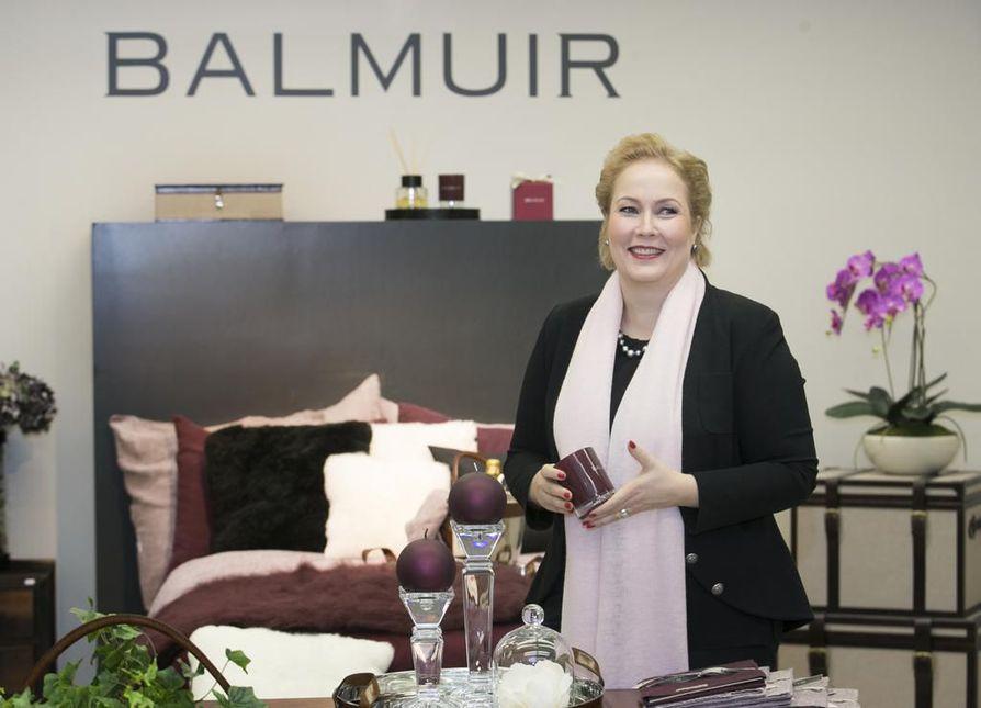 Heidi Jaara jatkaa toistaiseksi Balmuirin toimitusjohtajana. Hänen mukaansa arki Balmuirissa jatkuu normaalisti.