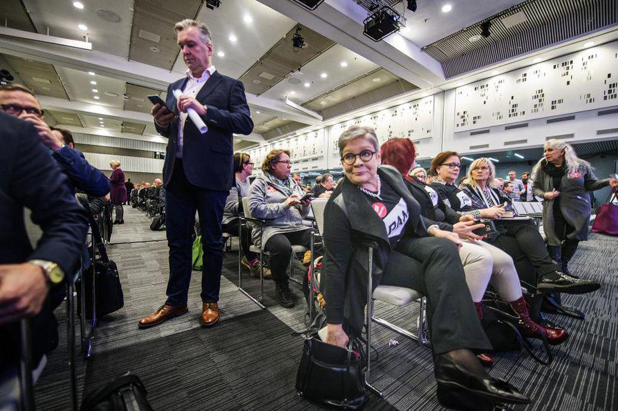 Pamin puheenjohtaja Ann Selin ei tavoittele enää jatkokautta kesän 2019 liittokokouksessa.