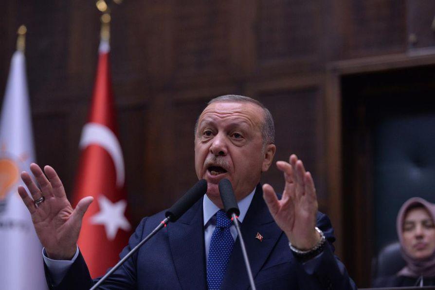 Turkin presidentti Recep Tayyip Erdogan aikoo vierailla Venäjällä presidentti Vladimir Putinin luona lähipäivinä.