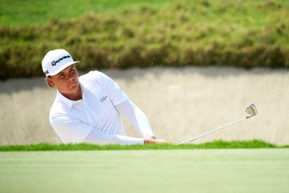 Sami Välimäki päätti tulokaskautensa viitossijaan golfin Euroopan-kiertueella – 11:s sija kiertueen arvolistalla on suomalaisten ennätys