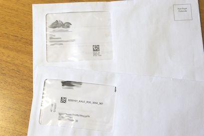 Lääkärinlausuntoon lipsahti oikea numero väärään paikkaan – Kalevan lukija yllättyi, kun posti toi tullessaan tuntemattoman ihmisen vahinkoilmoituksen