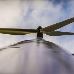 Parinkymmenen tuulivoimalan rakentamiseksi vireille kaavoitus Pyhännällä