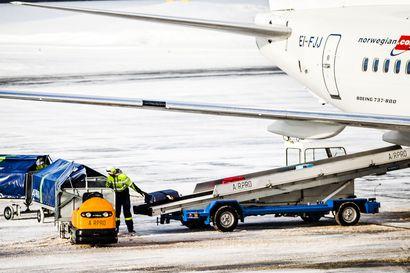 Pieni lentovero ei ole katastrofi - kasvavaa elinkeinoa ei kannata  tappaa