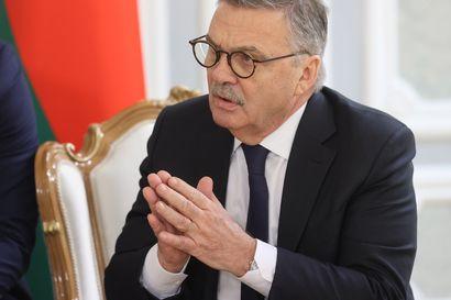 Kansainvälinen jääkiekkoliitto päätti: Valko-Venäjällä ei pelata miesten MM-jääkiekkoa – Latvian ulkoministeri: Olemme valmiita harkitsemaan koko kisojen isännöimistä