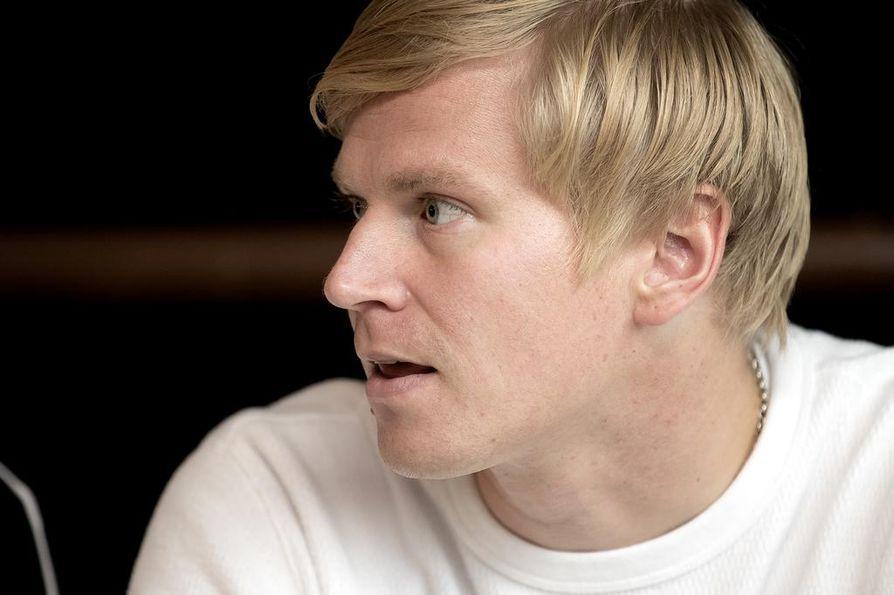 PattU:n Miikka Matikka loukkaantui lauantai-iltana Ouluhallissa, missä raahelaisjoukkue pelasi harjoitusottelun Lippoa vastaan.