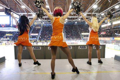 Kotimaa24: Tulva-lehden päätoimittaja puolustaa cheerleadingiä