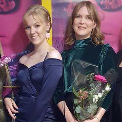 Diva of Finlandille parhaan elokuvan Jussi-ehdokkuus, elokuvassa kaksi raahelaislähtöistä näyttelijää