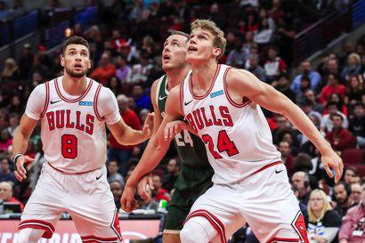 Lauri Markkasen toiveena jatkosopimus Chicago Bullsin kanssa, myös seura haluaa Suomen NBA-tähden jatkavan