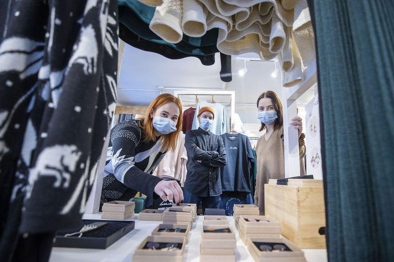 Nuorten yrittäjäasenteet kohdillaan – opiskelijat näyttivät, että Oulussa osataan