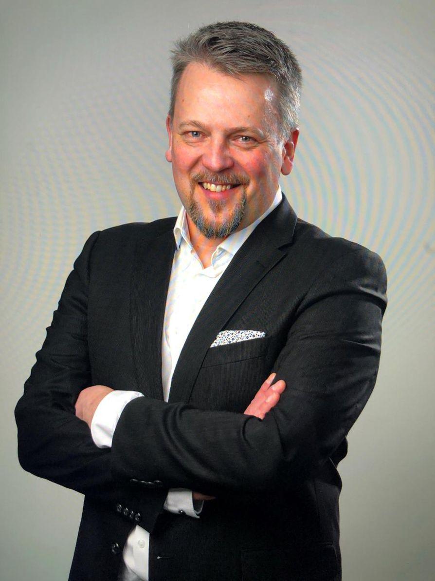 Tuomas Matila Patenttiasiamies ja osakas Berggren