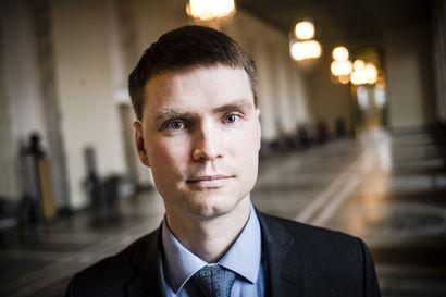 Heikki Autto pyrkii Kokoomuksen puoluevaltuuston puheenjohtajaksi