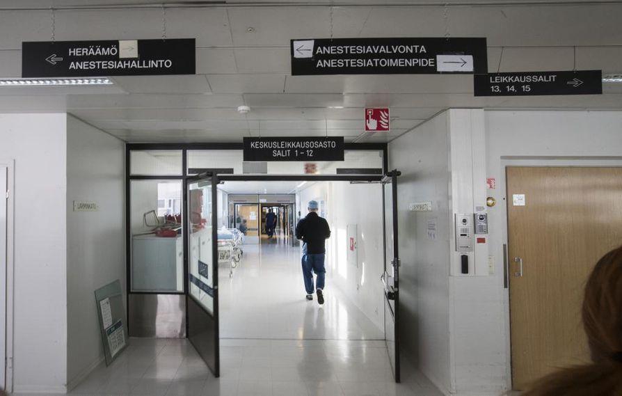 OYSissa saattaa varattuihin hoitoaikoihin tulla viivästyksiä hoitoalan ammattijärjestöjen ylityö-  ja vuoronvaihtokiellon takia.