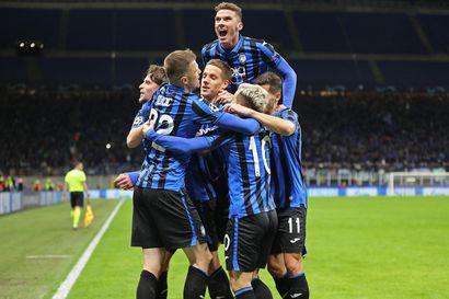 Jalkapallojuhlasta tulikin tragedia – Milanossa pelattu Mestareiden liigan ottelu saattoi tehdä Bergamosta Euroopan pahimman korona-alueen