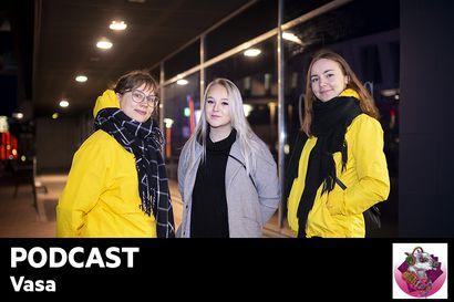 """Kuuntele Vasan podcast: """"Olenhan paljon muutakin kuin pelkkä ulkokuori"""", ajatteli Sanni Granroth hakiessaan temppareihin – Nuorten ulkonäköpaineet syntyvät somen luomasta muotista"""