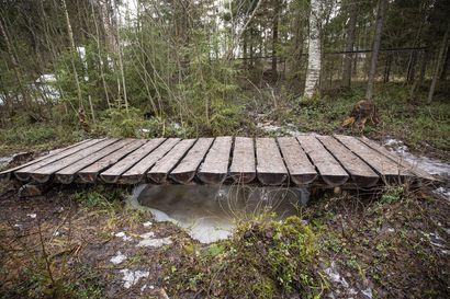 Tiedätkö, missä on Suomen aiheettomin silta? - Raahessapa tietenkin