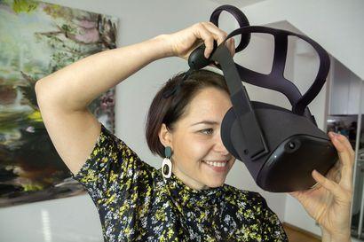 Pian virtuaalimatka korvaa todellisen matkan vaikka Mount Everestille tai Venetsiaan – tekniikka on kehittynyt huimasti ja tullut kaikkien saataville