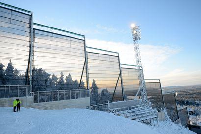 Ruka Nordicin peruttu mäkikilpailu hypätään Lahdessa Salpausselän kisoissa